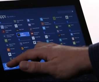 Новое видео показывает некоторые из функций в Windows 8.1 OS