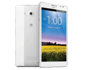 Huawei Ascend Mate - самый большой смартфон в мире
