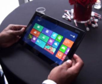 В Lenovo разработали новый 8-дюймовый планшет с ОС Windows 8