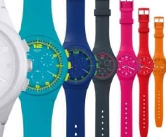 Первые умные часы от Swatch начнут продаваться в августе