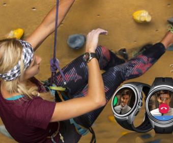 LG представила первые умные часы под Android Wear с поддержкой 4G