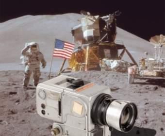 Уникальная «лунная» камера будет выставлена на аукцион