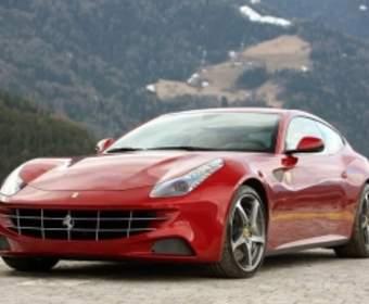 Ferrari будет оснащать свои автомобили планшетом iPad Mini