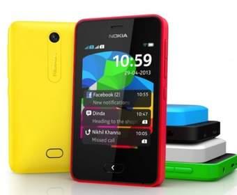 Бюджетный смартфон Nokia Asha 501 поступит в продажу в июне