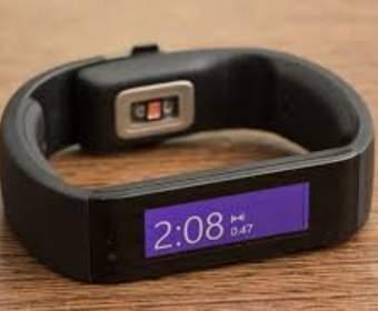 Microsoft Band – первый умный браслет от редмондской компании