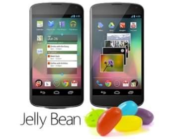 Android Jelly Bean стал самой популярной версией операционной системы Android