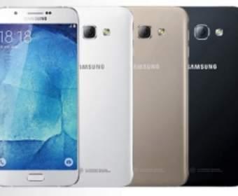 Стоимость Samsung Galaxy A8 в Европе составит около 440 евро