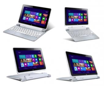 Acer Iconia W510 - самый дешевый планшет с ОС Windows 8