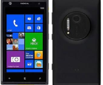 Полные технические характеристики Nokia Lumia 1020 утекли в интернет