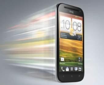 Какой будет цена на смартфон HTC One SV в Европе?