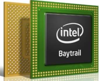 Планшеты с процессором Intel Bay Trail-T будут стоить менее 150 евро