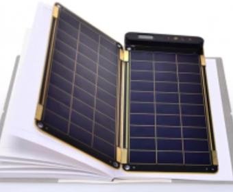 Solar Paper – самое тонкое и легкое зарядное устройство в мире, работающее от солнечной энергии