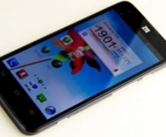 Как будет выглядеть первый смартфон с процессором Tegra 4