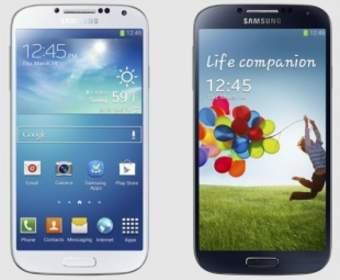 Вот он - смартфон Samsung Galaxy S4