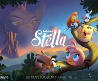 Stella - новая игра от Angry Birds