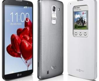 Новый фаблет от LG – G Pro 2 стартует в Азии