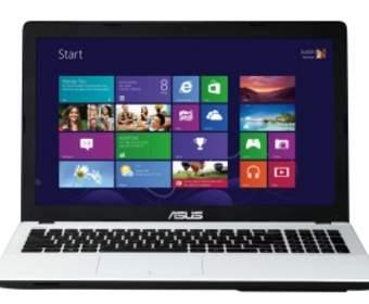 AsusX551 – ноутбук с 15,6-дюймовым дисплеем и процессором Intel по хорошей цене
