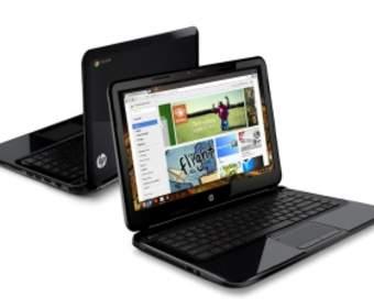 HP представили новый 11-дюймовый ноутбук под управлением Google Chrome OS