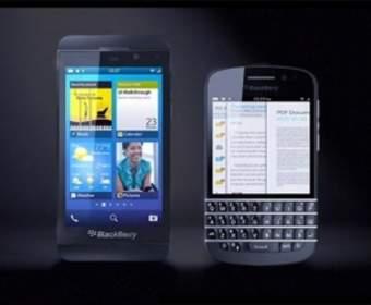BlackBerry OS 10 будет представлена 30 января