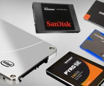Самые популярные SSD диски на рынке