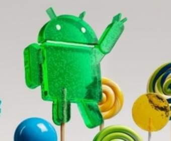 Обновления Android 5.0 OS начнутся после 3 ноября