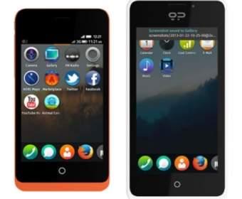 Первые смартфоны с Firefox OS раскупили за несколько часов