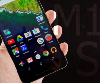 Nexus M1 станет первым смартфоном под управлением Android 7.0 Nougat
