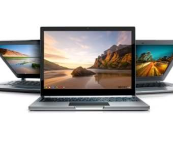 Новые ноутбуки с ОС Chrome будут иметь процессоры Haswell