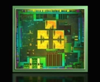 Процессор NVIDIA Tegra 4 будет иметь 72 графических ядра