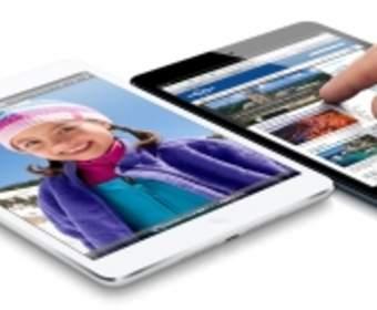 iPad mini стал самым популярным устройством Apple в 2013 году