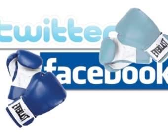 Facebook блокирует доступ к новой услуге Twitter