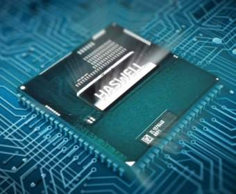 Новые процессоры Haswell увеличат на 50% срок службы батареи