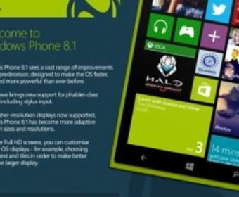 Microsoft уже провели тесты Windows Phone 8.1