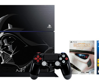 Sony выпустить ограниченную серию PS4 с Дартом Вейдером