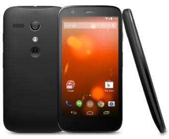 Motorola представила Google Play версию смартфона Moto G