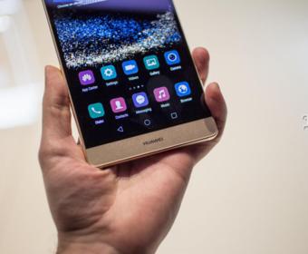 Huawei P10 получит сканер отпечатков пальцев