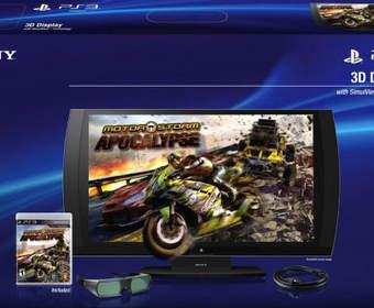 3D-экран Sony PlayStation в Европе выйдет в 2012 году