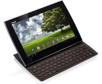 Мини-обзор планшета ASUS Eee Pad Slider SL101