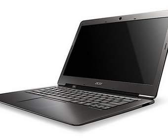 Ультрабук Acer Aspire S3 будет стоить $900