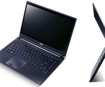Acer TravelMate Timeline 8481T с 14-и дюймовым экраном способен работать автономно 13 часов