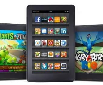Обзор планшета Amazon Kindle Fire