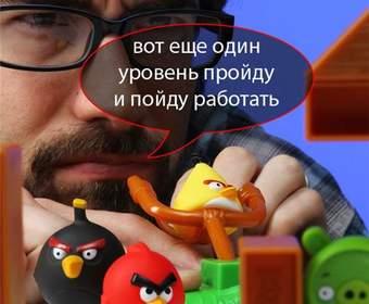 Прекрасная настольная игра для фанатов Angry Birds