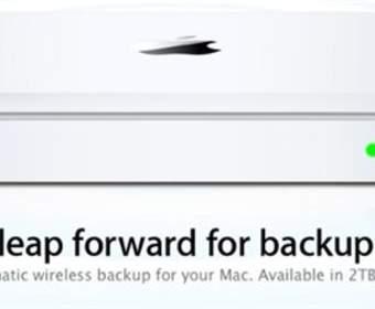 Компания Apple выпустила Time Capsule на 3 ТБ
