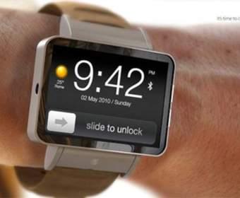 Часы Apple iWatch с Retina-экраном и веб-камерой на 8 МП