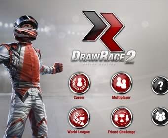 Обзор игры для iPad: DrawRace 2 HD