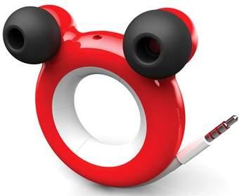 Ear MIKI: концепт наушников в виде Микки Мауса