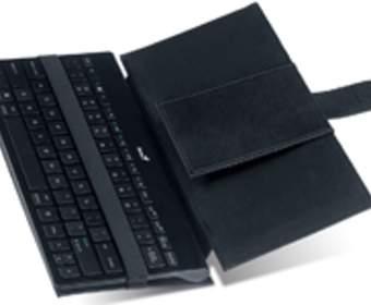 Genius LuxePad в виде чехла и bluetooth-клавиатуры для iPad