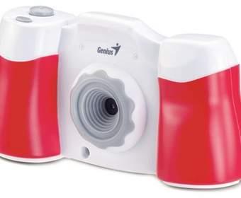 Genius Heeha 700 — игрушка c фото-играми для детей
