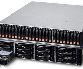 Аналитикам IDC удалось отметить уверенный рост рынка дисковых систем хранения