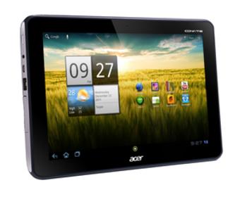 Acer реализует планшет Iconia Tab A200
